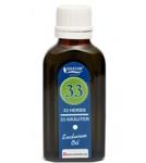 Масло 33 трав / Vivasan 33 Herbs 50 мл